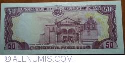 Imaginea #2 a 50 Pesos Oro 1994