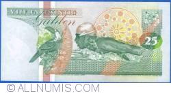 Image #1 of 25 Gulden 1996 (1. XII.)