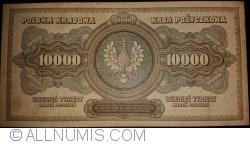 Image #2 of 10 000 Marek 1922 (11. III.)