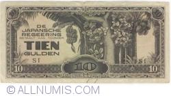 Imaginea #1 a 10 Gulden ND(1942)