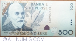 500 Lekë 2007