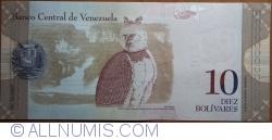 Imaginea #2 a 10 Bolivares 2013 (29. X.)