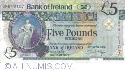 Image #1 of 5 Pounds 2008 (20. IV.)