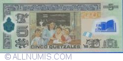 5 Qetzales 2011 (11.V.)