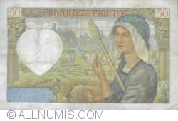 Image #2 of 50 Francs 1941 (17. IV.)