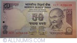 Image #1 of 50 Rupees 2010 - L