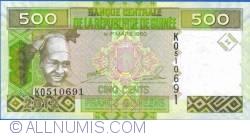 Image #1 of 500 Francs 2012 (1. III.)