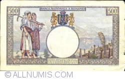 500 Lei 1925 (1. X.)