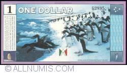 1 Dollar 1999