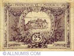 Image #2 of 25 Centimes 1920