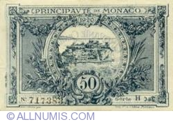 Image #2 of 50 Centimes 1920