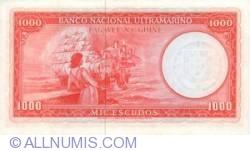 Image #2 of 1000 Escudos 1964