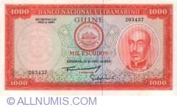 Image #1 of 1000 Escudos 1964
