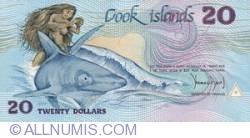 Imaginea #1 a 20 Dolari 1987