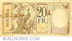 Image #2 of 20 Francs 1941