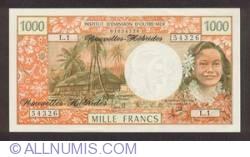 Imaginea #1 a 1000 Franci 1975