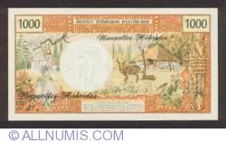 Imaginea #2 a 1000 Franci 1975