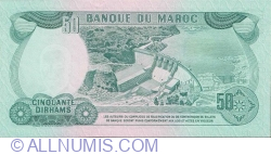 50 Dirhams 1970 (AH 1390)