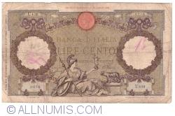Image #1 of 100 Lire 1939 (19. X.)