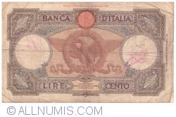 Image #2 of 100 Lire 1939 (19. X.)