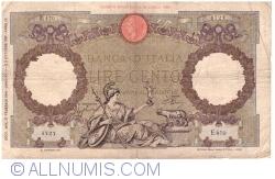 100 Lire 1940 (27. II.)