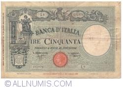 Image #1 of 50 Lire 1943 (31. III.)