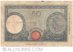 Image #2 of 50 Lire 1943 (31. III.)
