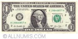 1 Dolar 2013 - B