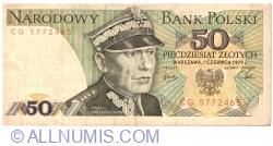 50 Zlotych 1979 (1. VI.)