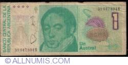 Image #1 of 1 Austral ND (1985-1989) - signatures Julio A. Piekarz/ Juan José Alfredo Concepción