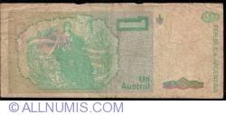 Image #2 of 1 Austral ND (1985-1989) - signatures Julio A. Piekarz/ Juan José Alfredo Concepción