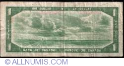 Image #2 of 1 Dollar 1954 - sign Beattie / Coyne