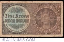 Imaginea #1 a 1 Koruna ND (1940)