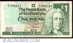 Imaginea #1 a 1 Pound 1993 (24. II.)