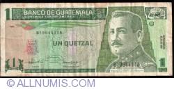 1 Quetzal 1992