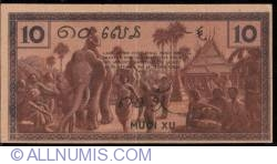 Image #2 of 10 Cents ND (1939)