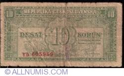 Image #1 of 10 Korun 1950
