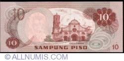 Image #2 of 10 Piso ND (1974-1985)