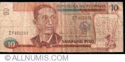 10 Piso ND (1985-1994)
