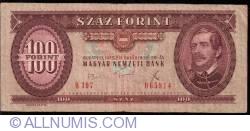 Imaginea #1 a 100 Forint 1975 (28. X.)