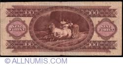 Imaginea #2 a 100 Forint 1975 (28. X.)