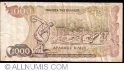 1000 Drachmai 1987 (1. VII.)