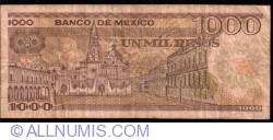 Image #2 of 1000 Pesos 1984 (30. X.) - Serie WG