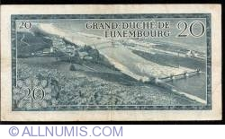 Image #2 of 20 Francs 1966 (7. III.)