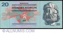 Image #1 of 20 Korun 1970 (1971)