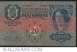 Image #2 of 20 Kronen 1913 (2. I.)