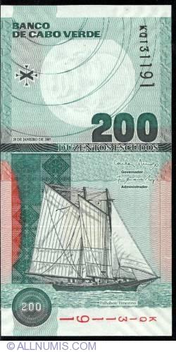Image #1 of 200 Escudos 2005