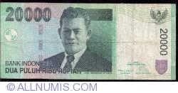 Image #1 of 20,000 Rupiah 2004/2008