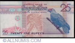Imaginea #2 a 25 Rupees ND (1998)