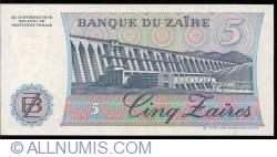 Image #2 of 5 Zaires 1985 (24. XI.)